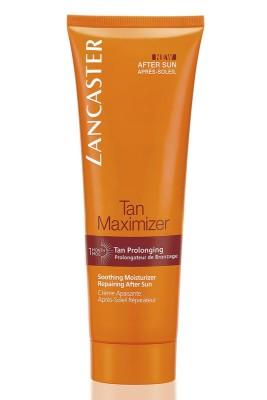 Успокаивающий увлажняющий крем. восстановление после загара Lancaster After Sun - Tan Maximizer 250 мл: фото