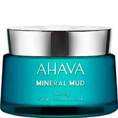 Очищающая детокс-маска для лица Ahava Mineral Mud Masks 50 мл: фото
