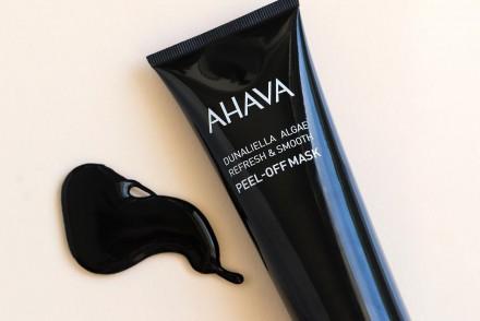 Маска-пленка для обновления и выравнивания тона кожи Ahava Mineral Mud Masks 125 мл: фото