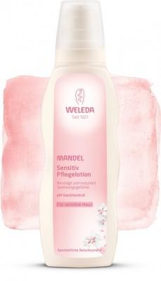 Деликатное молочко для тела 200 мл WELEDA: фото