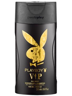 Парфюмированный гель для душа Playboy VIP Male 250 мл: фото