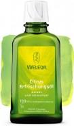 Цитрусовое освежающее масло 100 мл WELEDA: фото