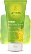 Цитрусовый освежающий гель для душа 200 мл WELEDA: фото