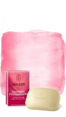 Розмариновое мыло 100 г WELEDA: фото