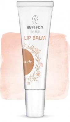 Увлажняющий бальзам для губ Nude 10 мл WELEDA: фото