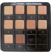 Палитра 10-компактная пудра (основа) Cinecitta Palette 10 compact powder foundation: фото