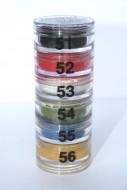 Краска на водной основе палитра-пирамида Cinecitta Piramid water color №51-56: фото