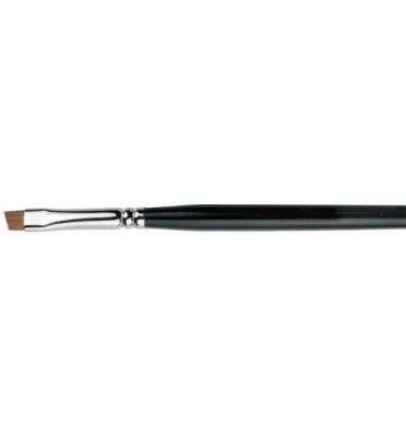 Профессиональная кисть для бровей, подводки №5bis Cinecitta Marten brush: фото