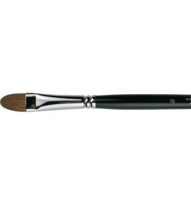 Профессиональная кисть для теней большая №15 Cinecitta Marten brush: фото