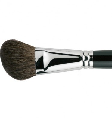 Профессиональная кисть для пудры и теневой коррекции №26 Cinecitta Pony brush: фото