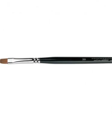 Профессиональная кисть для теней и антисерна №39 Cinecitta Zibeline brush: фото
