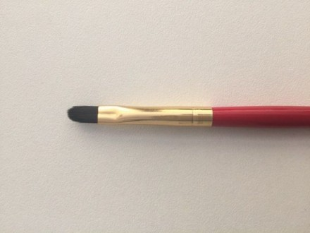 Профессиональная кисть для губ №3 Cinecitta Brush nylon: фото
