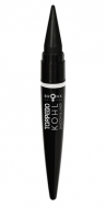 Подводка-каял Bronx Colors Torpedo Eyeliner Stick BLACK / GLITTER TES08: фото