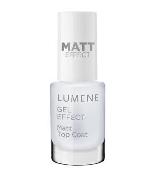 Покрытие для ногтей Lumene Gel Effect, 5 мл: фото