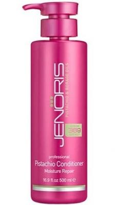 Увлажняющий восстанавливающий кондиционер для всех типов волос Jenoris Pistachio Conditioner 500 мл: фото
