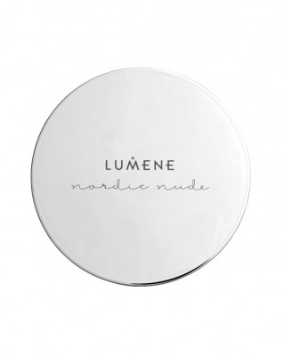 Компактная пудра Lumene Nordic Nude / 1, 10 г: фото
