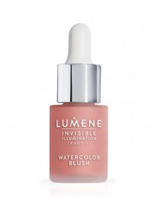 Румяна-флюид Lumene Invisible Illumination / Розовый лепесток, 15 мл: фото