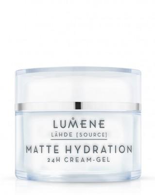 Дневной крем для лица Lumene Lähde, 50 мл: фото