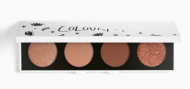 "Палетка теней ColourPop (4 цвета) Pressed Powder Shadow Palette ""On the daily"": фото"