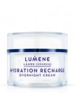 Ночной крем для лица Lumene Lähde, 50 мл: фото