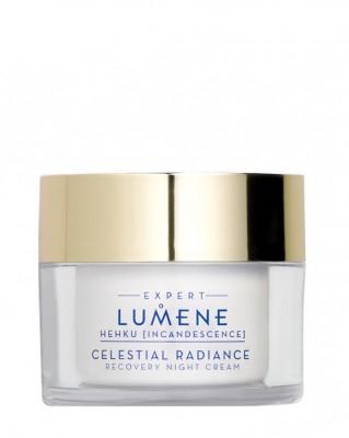 Ночной крем для лица Lumene Hehku, 50 мл: фото