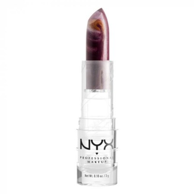 Помада-стик NYX Professional Makeup Faux Marble Lipstick - BERRY 04: фото