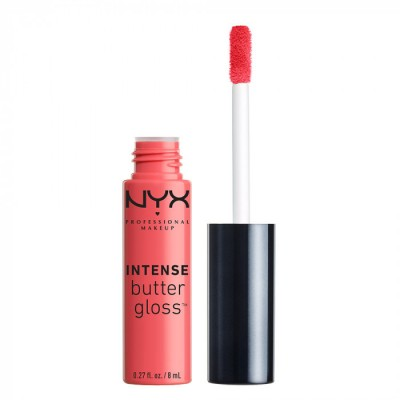 Блеск для губ NYX Professional Makeup Intense Butter Gloss - NAPOLEON 01: фото
