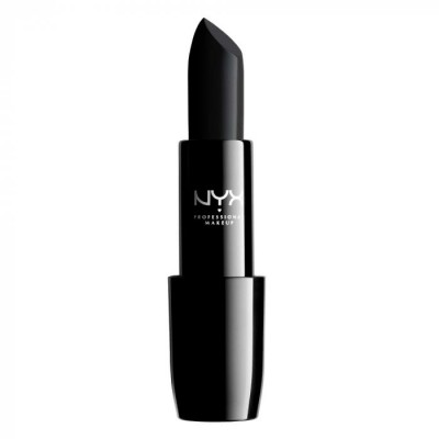 "Помада-стик NYX Professional Makeup ""Элемент"" In Your Element Lipstick - GLOSSY BLACK 07: фото"