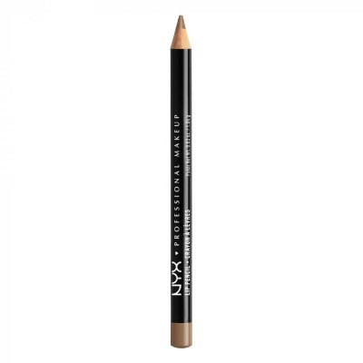 Карандаш для губ NYX Professional Makeup Slim Lip Pensil - BROWN CAFE 821: фото