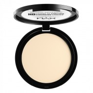 Компактная пудра NYX Professional Makeup High Definition Finishing Powder – BANANA 02: фото