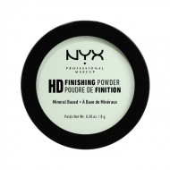 Компактная пудра NYX Professional Makeup High Definition Finishing Powder – MINT GREEN 03: фото