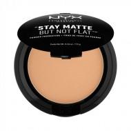 Пудра-основа NYX Professional Makeup Stay Matte But Not Flat Powder Foundation - CARAMEL 10: фото