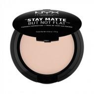Пудра-основа NYX Professional Makeup Stay Matte But Not Flat Powder Foundation - CREAMY NATURAL 04: фото