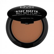 Пудра-основа NYX Professional Makeup Stay Matte But Not Flat Powder Foundation - DEEP DARK 20: фото