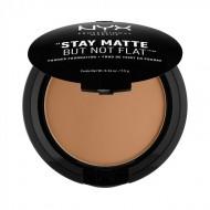 Пудра-основа NYX Professional Makeup Stay Matte But Not Flat Powder Foundation - DEEP RICH 187: фото