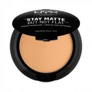 Пудра-основа NYX Professional Makeup Stay Matte But Not Flat Powder Foundation - FRESH BEIGE 075: фото