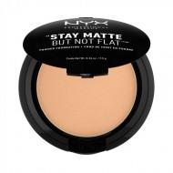 Пудра-основа NYX Professional Makeup Stay Matte But Not Flat Powder Foundation - GOLDEN BEIGE 08: фото
