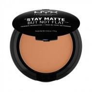 Пудра-основа NYX Professional Makeup Stay Matte But Not Flat Powder Foundation - NUTMEG 14: фото