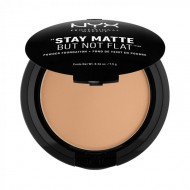 Пудра-основа NYX Professional Makeup Stay Matte But Not Flat Powder Foundation - OLIVE 095: фото
