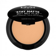 Пудра-основа NYX Professional Makeup Stay Matte But Not Flat Powder Foundation - SOFT SAND 045: фото