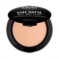 Пудра-основа NYX Professional Makeup Stay Matte But Not Flat Powder Foundation - TAN 09: фото