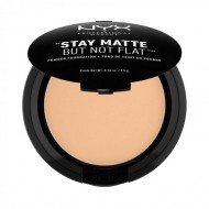 Пудра-основа NYX Professional Makeup Stay Matte But Not Flat Powder Foundation - WARM BEIGE 07: фото