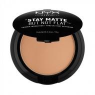 Пудра-основа NYX Professional Makeup Stay Matte But Not Flat Powder Foundation - BEIGE 105: фото
