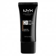 Тональная основа NYX Professional Makeup HD. High Definition Foundation - CAPPUCCINO: фото