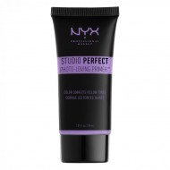 Основа под макияж NYX PROFESSIONAL MAKEUP STUDIO PERFECT PRIMER - LAVENDER 03: фото