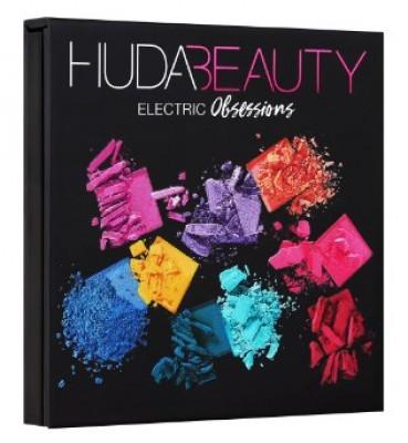 Палетка теней Huda Beauty OBSESSIONS PALETTE ELECTRIC: фото