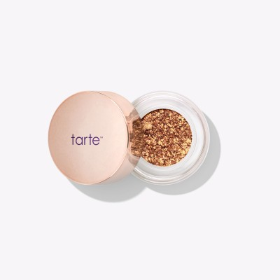 Тени для век Tarte chrome paint shadow pot Park Ave Princess™ (Metallic Bronze): фото