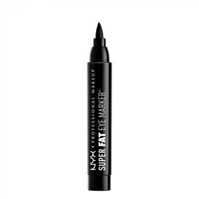 Подводка-маркер NYX Professional Makeup Super Fat Eye Marker: фото
