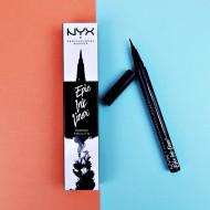 Лайнер для глаз NYX Professional Makeup Epic Ink Liner Shade 01: фото