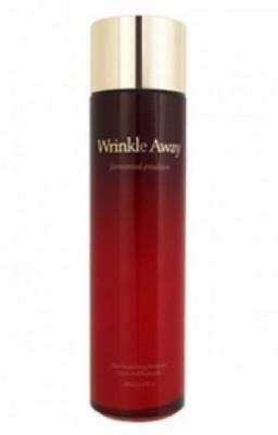 Ферментированная эмульсия с женьшенем THE SKIN HOUSE Wrinkle-away fermented emulsion 150 мл: фото